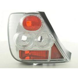 FK zadní světla Honda Civic 3 dr r.v. 02 -04 chrome