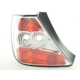 FK zadní světla Honda Civic 3 dr Typ EP1234 r.v. 01-04 chrome