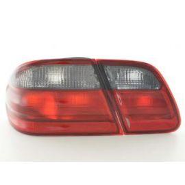 FK zadní světla Mercedes E-klasa Typ W210 r.v. 99-01 black red