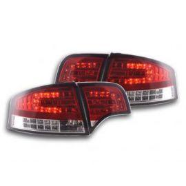 FK lampy tylne LED Audi A4 sedanusine Typ 8E r.v. 04-07 red/clear