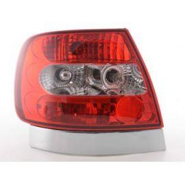 FK zadní světla Audi A4 Typ B5 sedan r.v. 95-00, chrome