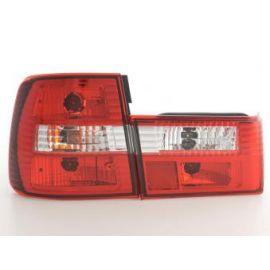 FK zadní světla BMW 5er E34 sedan r.v. 88-95, red/clear