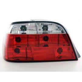 FK zadní světla BMW 7er E38 r.v. 95-02, red/clear