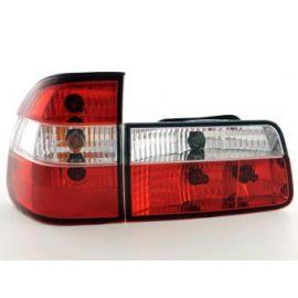 FK zadní světla BMW 5er E39 Touring r.v. 95-00, chrome