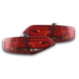 FK zadní světla LED Audi A4 B8 8K sedan r.v. 07- red/black