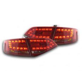 FK zadní světla LED Audi A4 Typ 8K sedan red/black