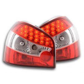 FK zadní světla LED Audi A3 (8L) r.v. 96-04 red/clear