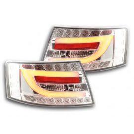 FK zadní světla LED Audi A6 sedan (4F) r.v. 04-08 chrome