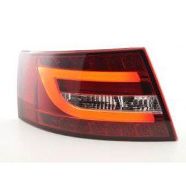 FK zadní světla LED Audi A6 sedan (4F) r.v. 04-08 red/clear