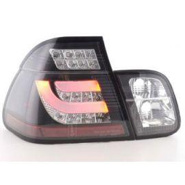 FK lampy tylne LED BMW 3er E46 sedan r.v. 98-01 black