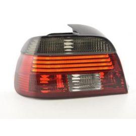 FK zadní světla LED BMW 5er E39 sedan red/black