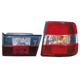 FK zadní světla LED BMW 5er E34 sedan red/clear