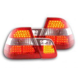 FK lampy tylne LED BMW 3er E46 sedanusine r.v. 98-01 red/clear