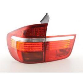 FK zadní světla Set LED BMW X5 E70 r.v. 06-10 red/clear