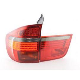 FK zadní světla Set LED BMW X5 E70 r.v. 06-10 red/black