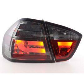 FK zadní světla Set LED BMW 3er E90 sedan r.v. 05-08 black