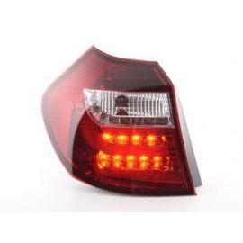 FK zadní světla LED BMW 1er E87/E81 3/5- dveře. r.v. 04-06 clear/red