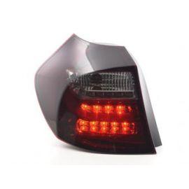 FK zadní světla LED BMW 1er E87/E81 3/5- dveře. r.v. 04-07 red/black