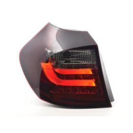 FK zadní světla LED BMW 1er E87/E81 3/5- dveře. r.v. 07-11 red/black
