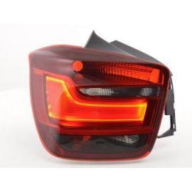 FK zadní světla LED BMW 1er F20/F21 r.v. od 2011 red/black