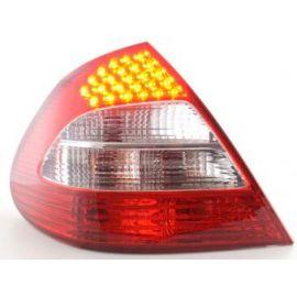FK zadní světla LED Mercedes E-klasa 211 sedan red/clear