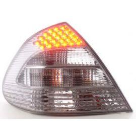 FK zadní světla LED Mercedes E-klasa 211 sedan black