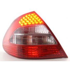 FK zadní světla LED Mercedes E-klasa 211 sedan red/black