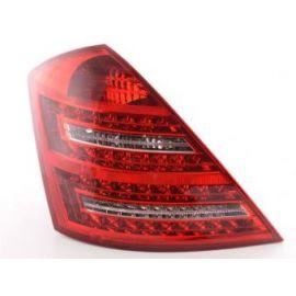 FK zadní světla LED Mercedes S-klasa 221 r.v. 05-09 red/clear