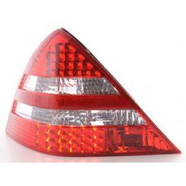 FK zadní světla LED Mercedes SLK 170 r.v. 96-04 red/clear