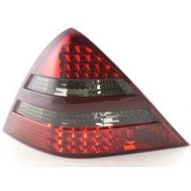 FK zadní světla LED Mercedes SLK 170 r.v. 96-04 red/black