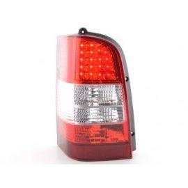 FK zadní světla LED Mercedes Vito Typ 638 red/clear
