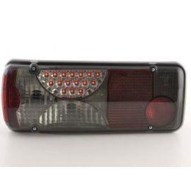 FK zadní světla LED Mercedes Zetros black