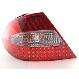 FK zadní světla LED Mercedes CLK Typ W209 r.v. 02-05 red/clear