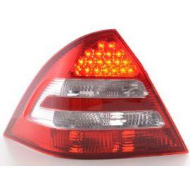 FK zadní světla LED Mercedes C-klasa Typ W203 sedan red/clear