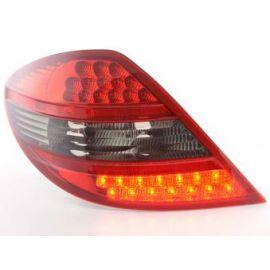 FK zadní světla LED Mercedes SLK 171 r.v. 2004-2011 black/red