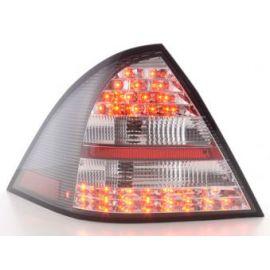FK zadní světla LED Mercedes C-klasa W203 sedan r.v. 01-04 red/black