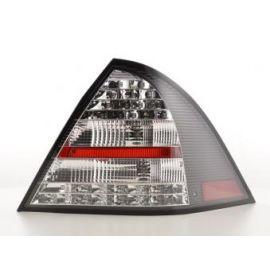 FK zadní světla LED Mercedes C-klasa W203 sedan r.v. 05-07 black
