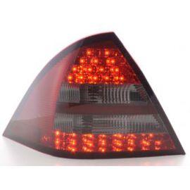 FK zadní světla LED Mercedes C-klasa W203 sedan r.v. 05-07 red/black