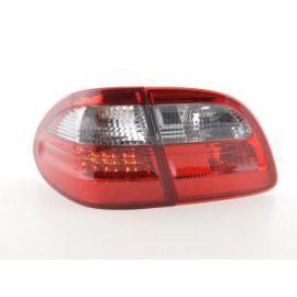 FK zadní světla LED Mercedes E-klasa Combi (210) r.v. 99-03 red/black
