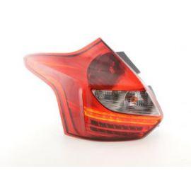 FK zadní světla LED Ford Focus 3 Hatchback r.v. od 2010 red/clear