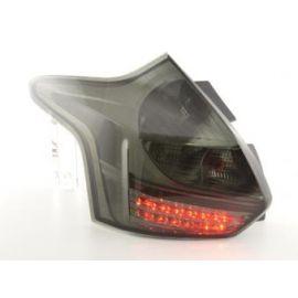 FK zadní světla LED Ford Focus 3 Hatchback r.v. od 2010 black