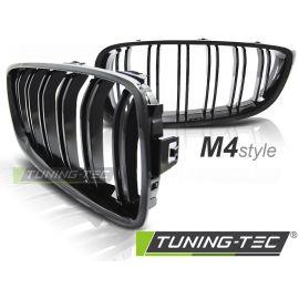 přední maska BMW F32 13- M4 LOOK GLOSSY BLACK