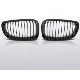 přední maska BMW E87/E81 09.07-11 leskly BLACK