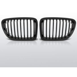 přední maska BMW X1 E84 10.09-08.12 MAT BLACK