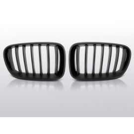 přední maska BMW X3 F25 10-07.14 MAT BLACK