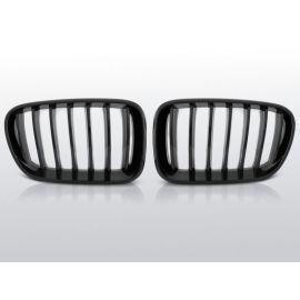 přední maska BMW X3 F25 10-07.14 leskly BLACK