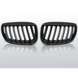 přední maska BMW X5 E53 04-06 leskly BLACK