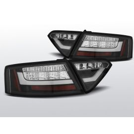 Zadní světla Ledkové AUDI A5 07-06.11 COUPE BLACK LED BAR