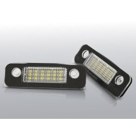 OSVĚTLENÍ SPZ LED FORD MONDEO MK2 FUSION FIESTA 6 LED