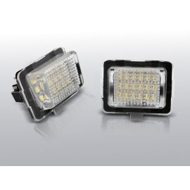 OSVĚTLENÍ SPZ LED MERCEDES W204 W212 C207 C216 W221 LED